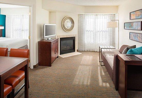 เกเธอร์สบูร์ก, แมรี่แลนด์: Two-Bedroom Suite - Living Area
