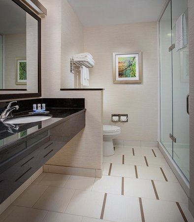West Monroe, LA: Your Guest Bathroom will be modern, stylish and spacious.