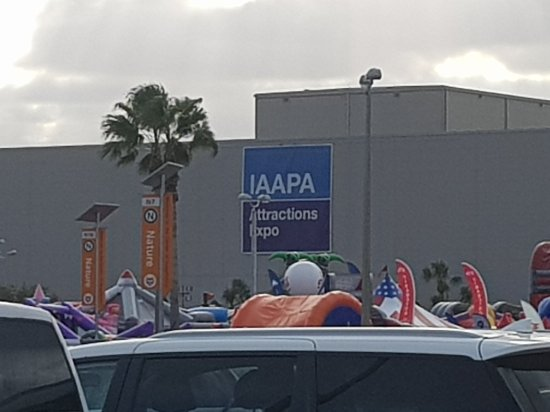 Orange County Convention Center: 20171114_160536_large.jpg