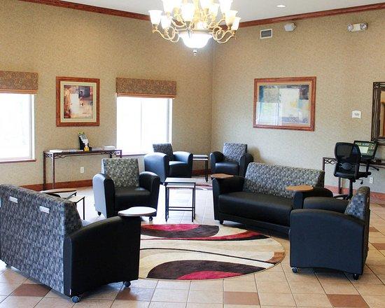 Lake Ozark, MO: Hotel lobby