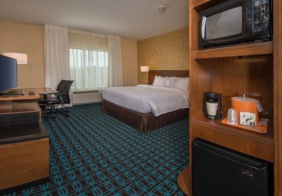 Washington, NC: King Guest Room