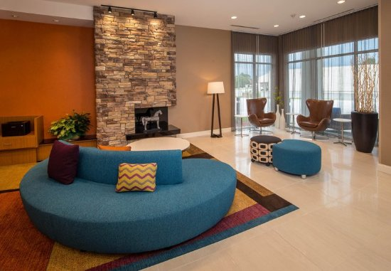 Washington, Carolina do Norte: Lobby Sitting Area