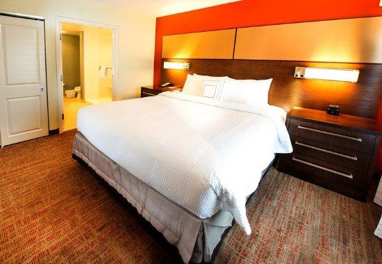 West Columbia, SC: Two-Bedroom Suite - Bedroom