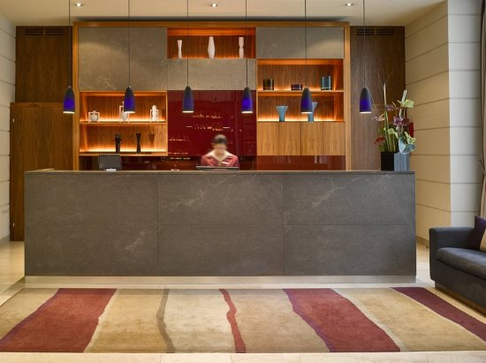 K+K Palais Hotel: Reception