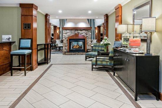 Round Rock, Τέξας: Hotel Lobby