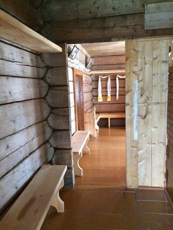 Sizma, Russia: Музей крестьянского быта