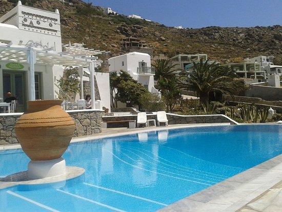 Tourlos, Yunanistan: Swimming Pool