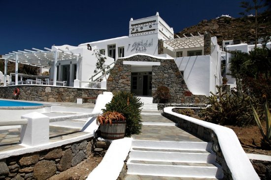 Tourlos, Yunanistan: Exterior