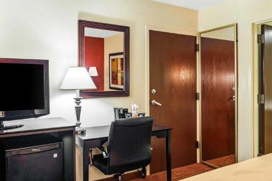 Όλμπανι, Τζόρτζια: Guest room with added amenities