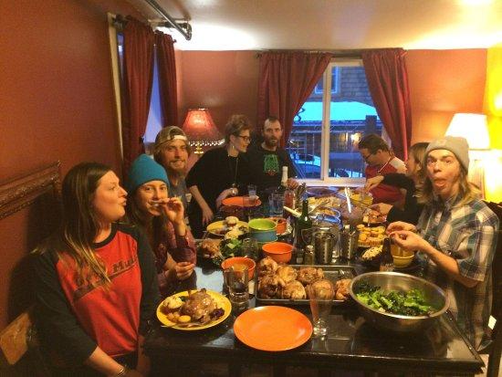 Truckee, Californië: Thanksgiving