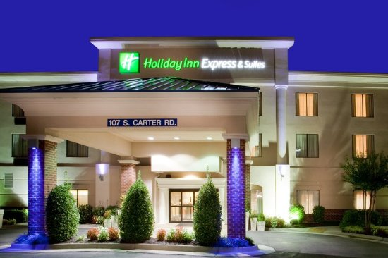Ashland, VA: Welcome to the Holiday Inn Express Hotel & Suties Richmond NAshlan