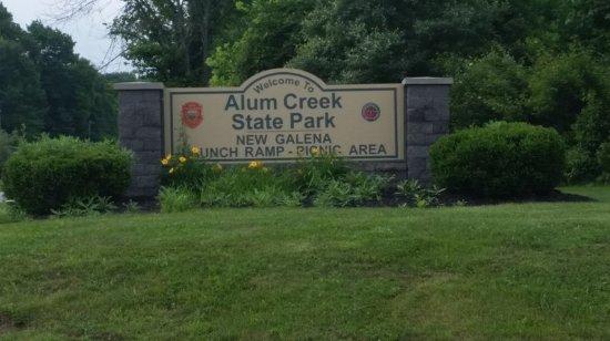 Sunbury, OH: Alum Creek State Park