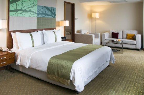 Holiday Inn Shenzhen Donghua: Guest Room