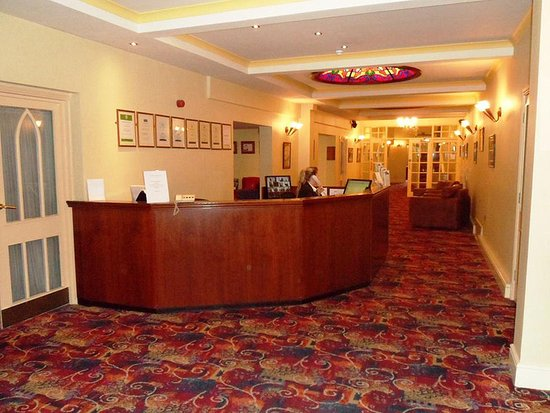 Burton upon Trent, UK: Reception