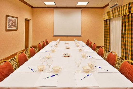 Holiday Inn Express Hotel & Suites New Tampa I-75 Bruce B. Downs: Meeting professionals will meet all your business needs