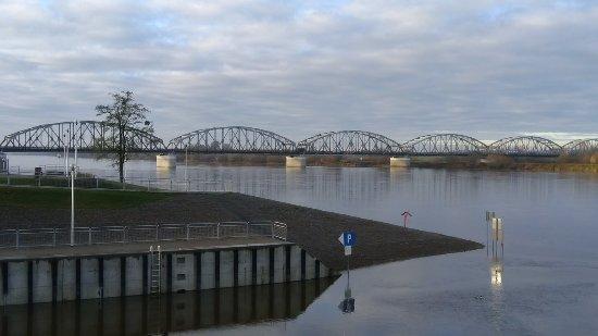 Grudziądz bridge