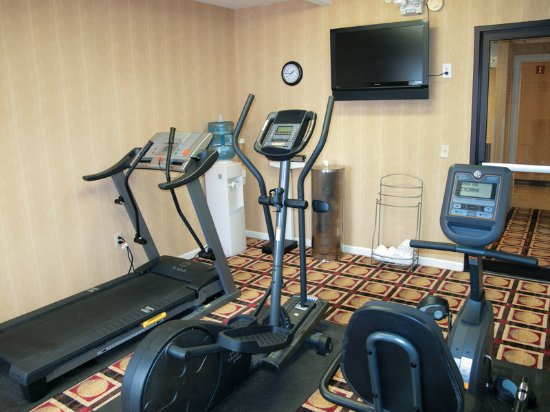 Acworth, GA: HealthClub