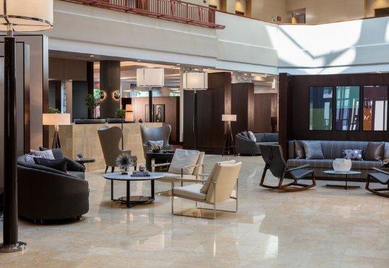 Richardson, TX: Atrium Seating