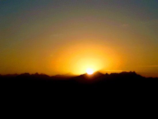 Jaz Makadi Oasis Resort and Club: Sonnenuntergang