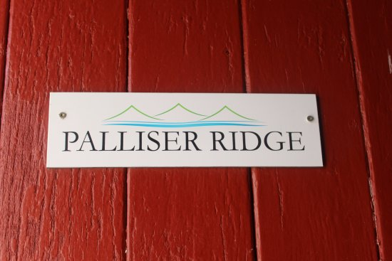 Wairarapa, Nuova Zelanda: Welcome to the Palliser Ridge Woolshed