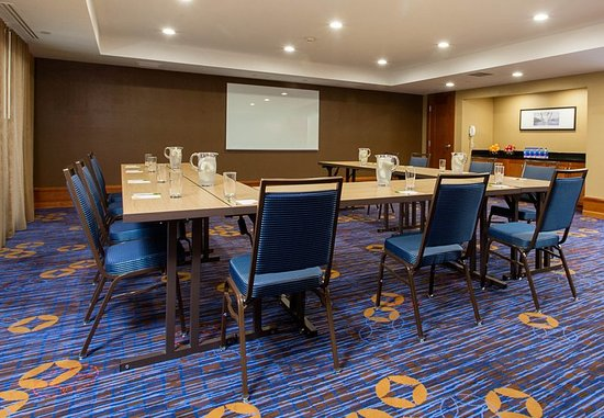 Courtyard by Marriott Rochester Brighton: Meeting Room