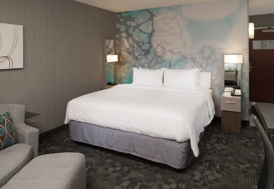 Vacaville, CA: King Guest Room - Sleeping Area