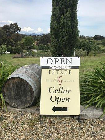 Corniola Wines: Yarra Valley cellar door
