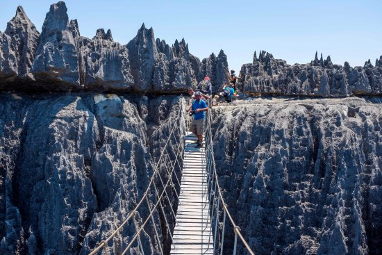Bekopaka, Madagascar: Grand Tsingy