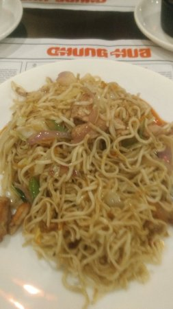 chinese food - Review of Chung Hua Restaurant, Secunderabad