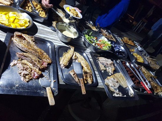 แลมเบิร์ตส์เบย์, แอฟริกาใต้: Best Seafood