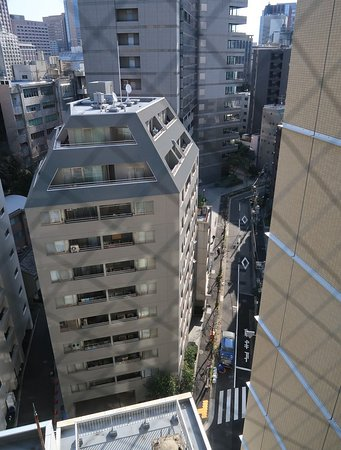 Hotel Niwa Tokyo: The view from Room 1119