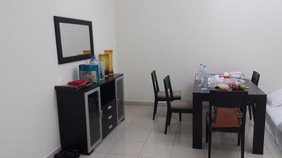 Fortune Classic Hotel Apartments : Dining area