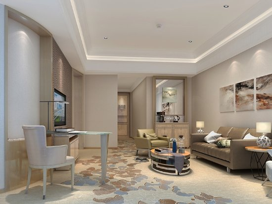 Wyndham Grand Plaza Royale Ruimao Guizhou: Superior Suite
