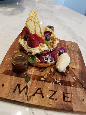 Toorak, Australia: Maze
