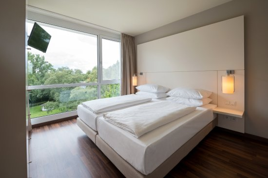 Schlafzimmer Suite - Bild von Atlantic Hotel Galopprennbahn, Bremen ...