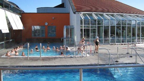 Neualbenreuth, Alemania: Außenbadebereich