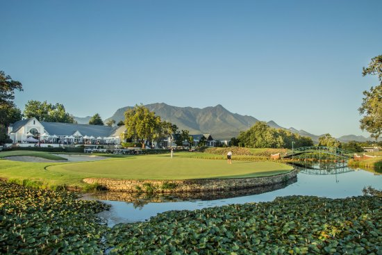 George, Sydafrika: Montagu Golf Course