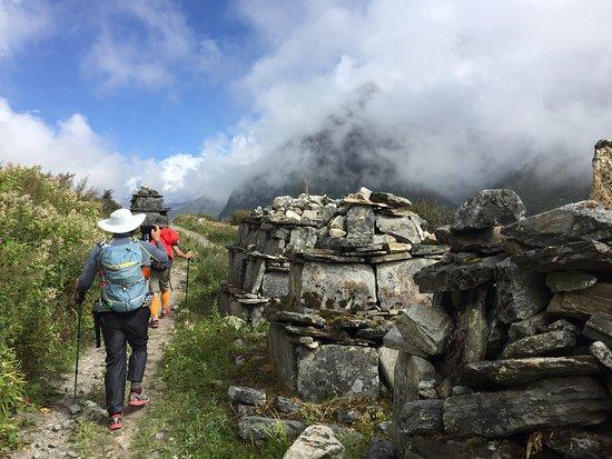 Kathmandu Valley, Nepal: Langtang Valley Sept 2017