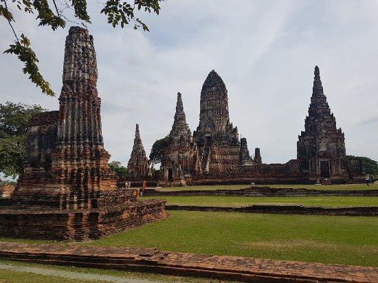 Ayutthaya Ruins : 20171109_144308_large.jpg