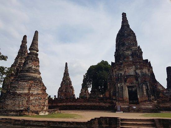 Ayutthaya Ruins : 20171109_144848_large.jpg