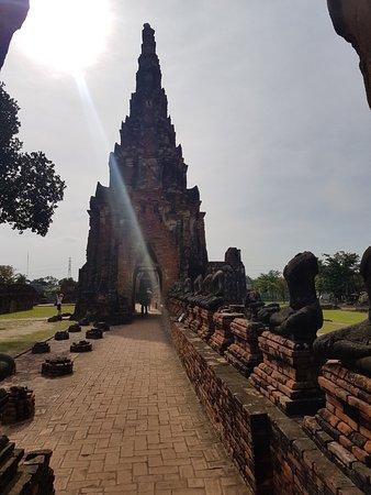 Ayutthaya Ruins : 20171109_145845_large.jpg