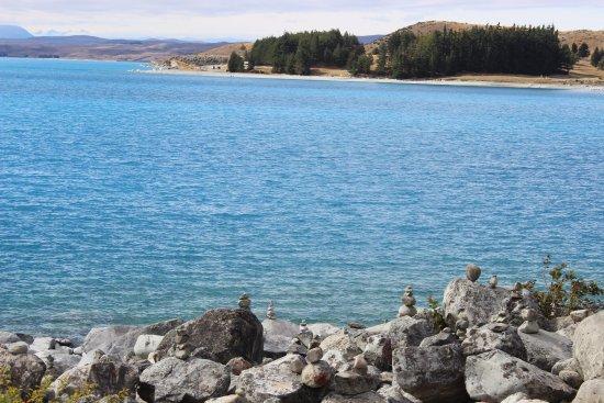 Canterbury, Nieuw-Zeeland: Lake Pukaki!