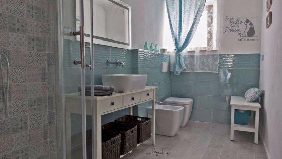 Tende per bagno vasca doccia e finestre impeccabili avec