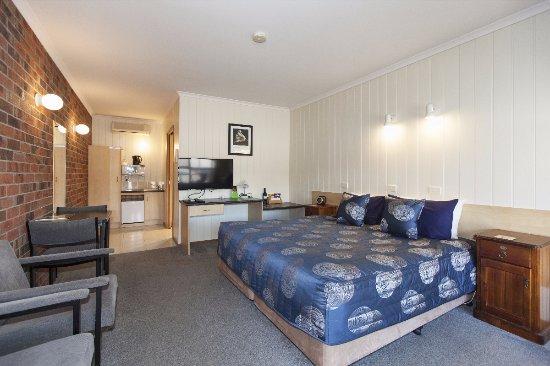 Ararat, Australië: Accessible King room