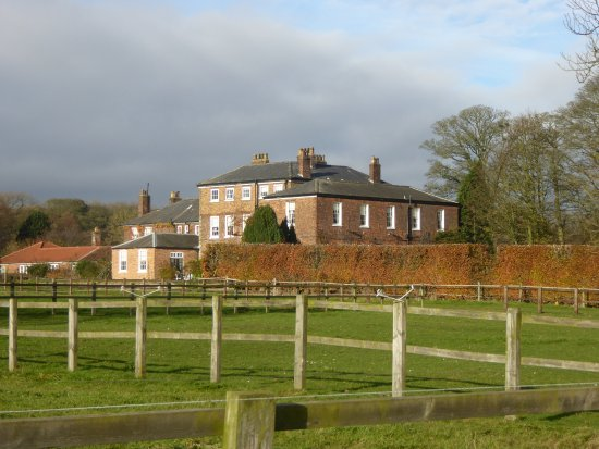 Little Weighton, UK: View of the Hotel