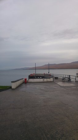 Port Askaig, UK: Bunnahabhain 3 - The Pier
