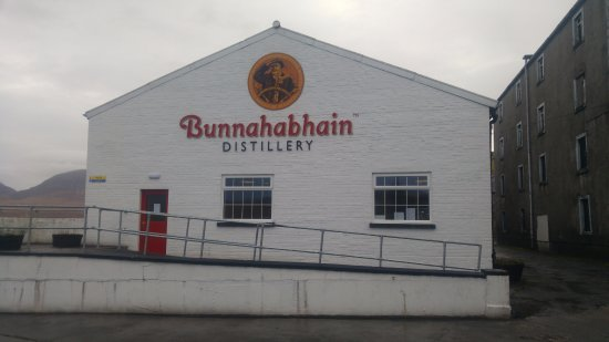 Port Askaig, UK: Bunnahabhain 6 - The Visitor Center