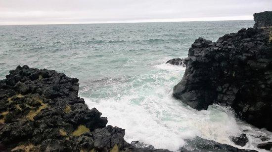 Hellissandur, Ισλανδία: Les alentours de Skardsvik Beach