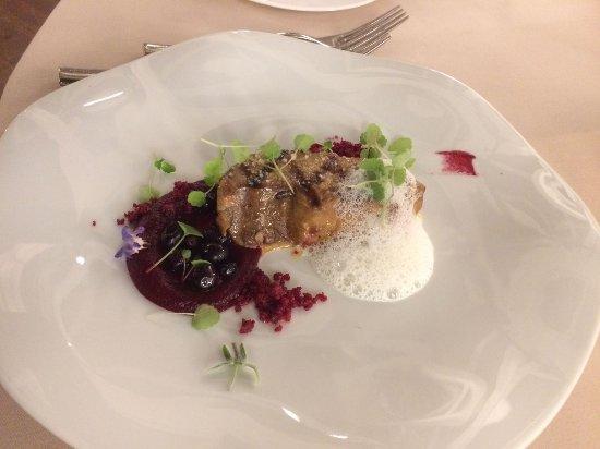 St-Saphorin-Lavaux, Suisse : Foie gras