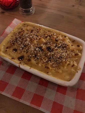 Nottinghamshire, UK: Mac N Cheese